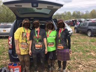 edited mud run
